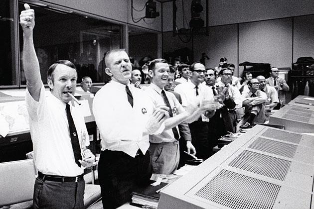 Mission Control Movie Still 1