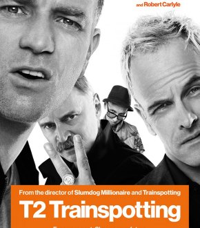 T2 Trainspotting Movie Poster