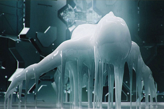 Ghost in the Shell Movie Still 4