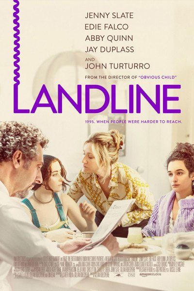 Landline Movie Poster