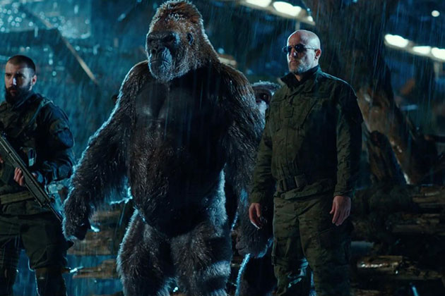 War for the Planet of the Apes Movie Still 1