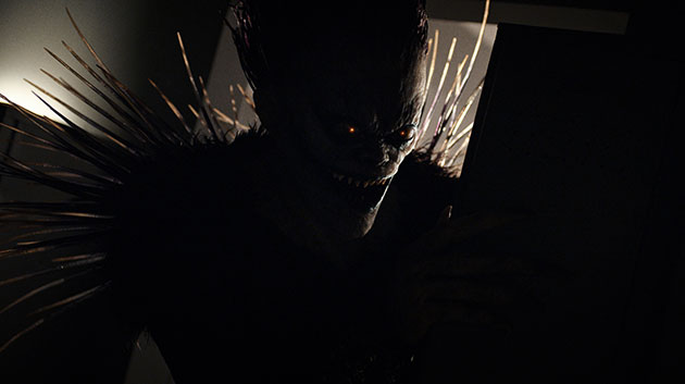 Death Note Movie Still 2