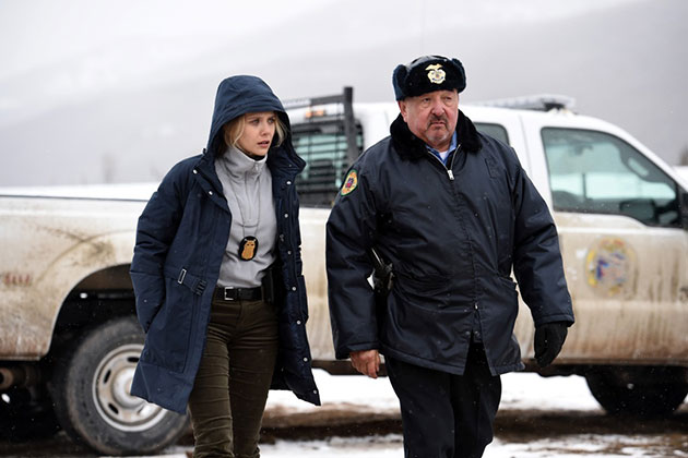 Wind River Movie Still 2
