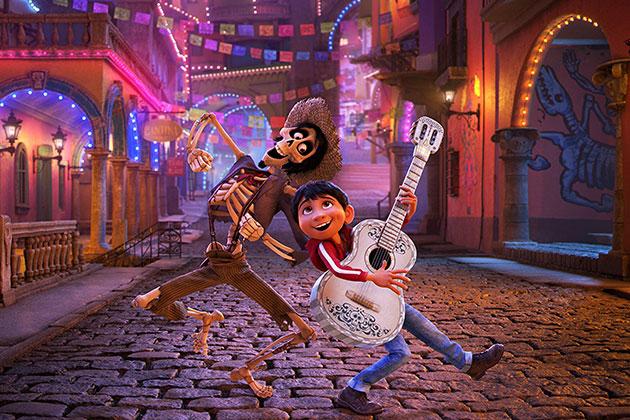 Coco Movie Still 1