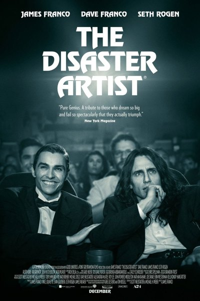 Disaster Artist Movie Poster