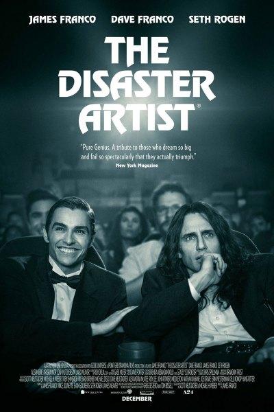 Disaster Artist Movie Poster