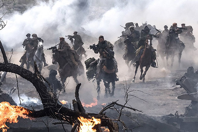 12 Strong Movie Still 2