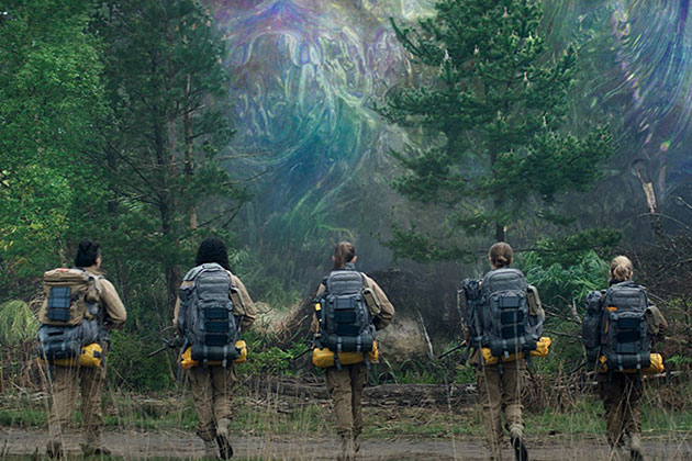Annihilation Movie Still 2
