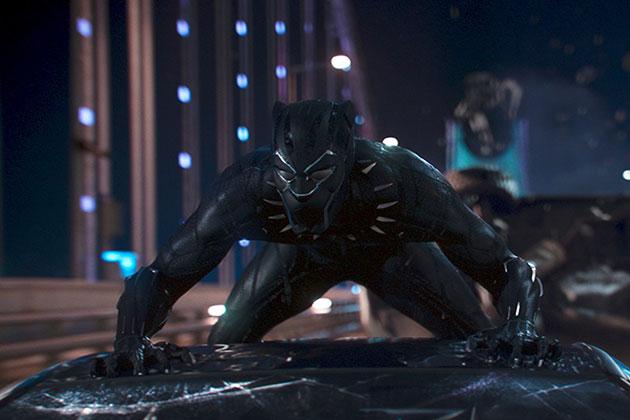 Black Panther Movie Still 2