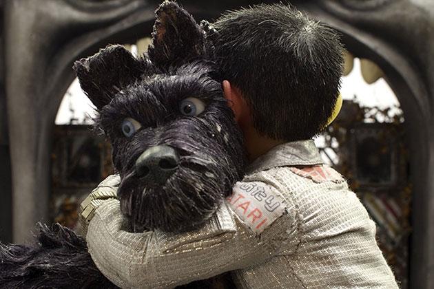 Isle of Dogs Movie Still 2