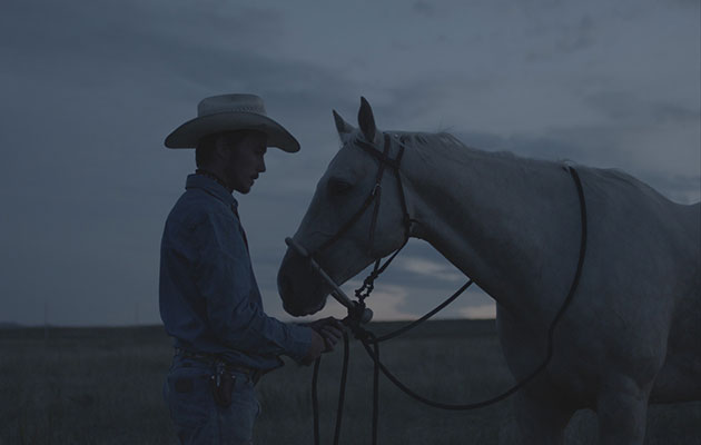 The RIder Movie Header Image 2