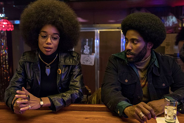 BlacKkKlansman Movie Still 1