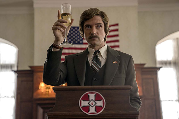 BlacKkKlansman Movie Still 2