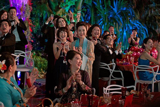 Crazy Rich Asians Movie Still 1