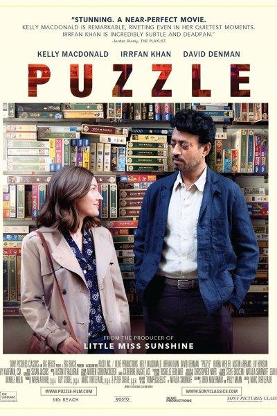 Puzzle Movie Poster