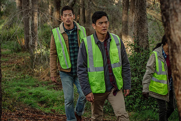 Film Review - Searching