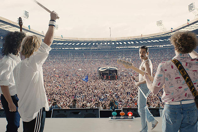 Bohemian Rhapsody Movie Still 2