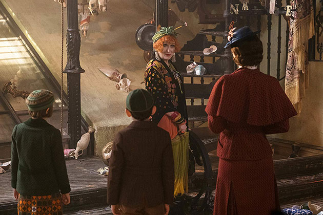 Mary Poppins Returns Movie Still 2