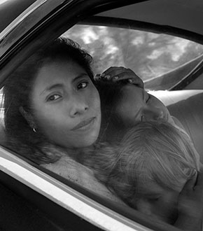 Roma Movie Featured Image
