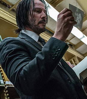 John Wick: Chapter 3 - Parabellum Movie Featured Image