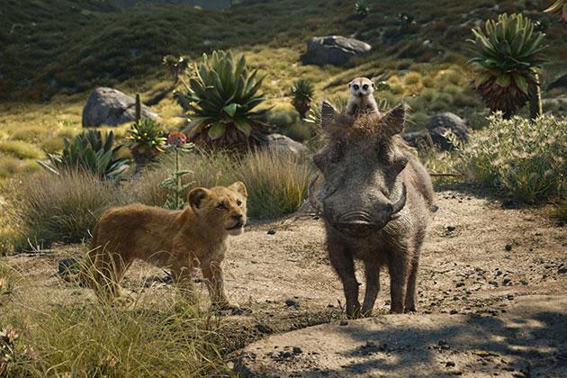 The Lion King (2019) Movie Still 2