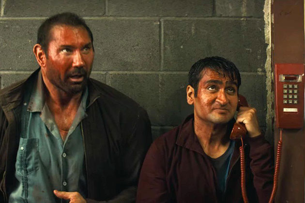 Stuber Movie Still 2