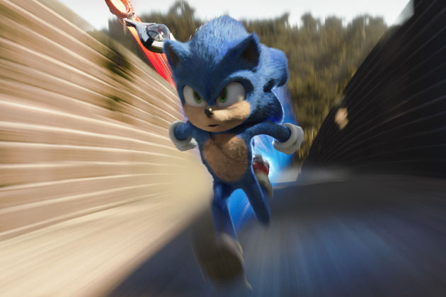 Sonic the Hedgehog Movie Still 2