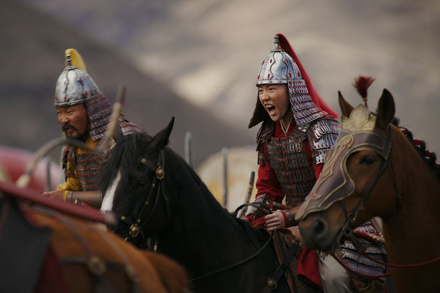Mulan 2020 Movie Still 2