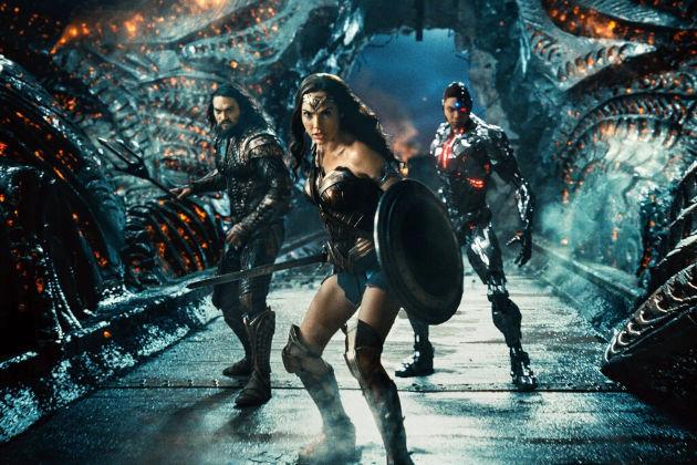 Justice League Movie Still 3