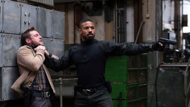 Without Remorse Movie Still 2