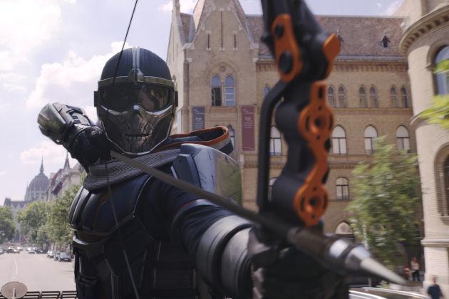 Black Widow Movie Still 2