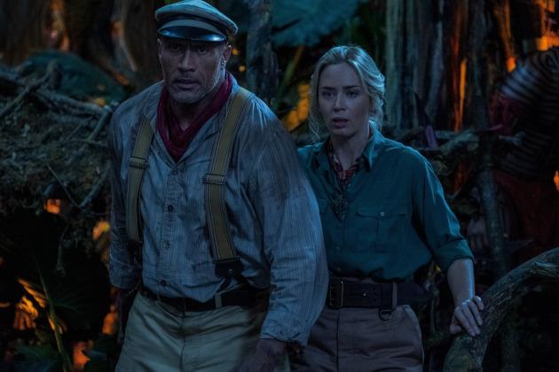 Jungle Cruise Movie Still 1