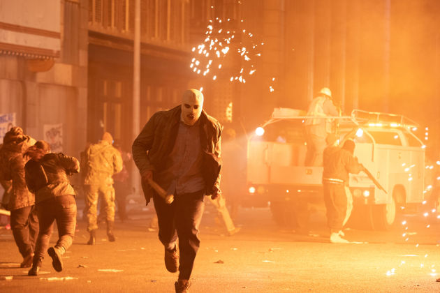 The Forever Purge Movie Still 2