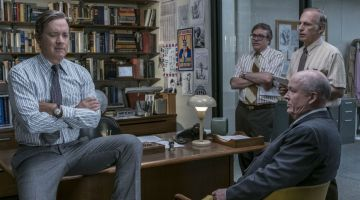 Los archivos del Pentágono (The Post) dirigida por Steven Spielberg