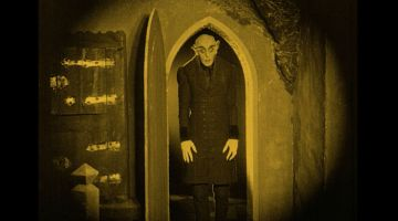 Nosferatu (1922) dirigida por F. W. Murnau