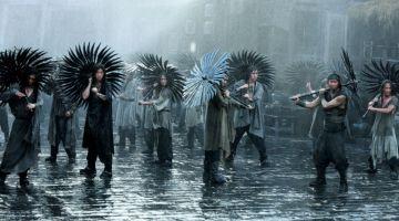Sombra dirigida por Zhang Yimou