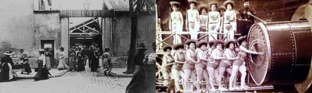 Fotogramas Lumière y George Méliès
