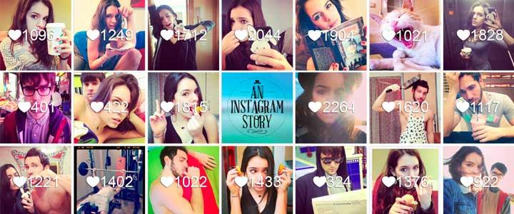 An Instagram Story: un corto no-convencional sobre una realidad social actual