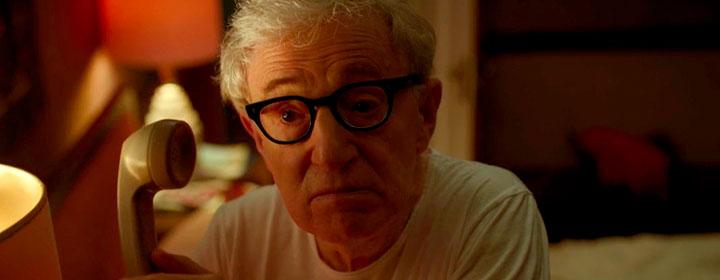 Crisis en seis escenas: el mismo perro de Woody Allen, pero con otro collar