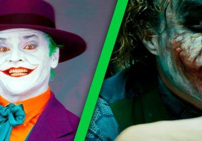 Nicholson y Ledger, dos grandes Joker's