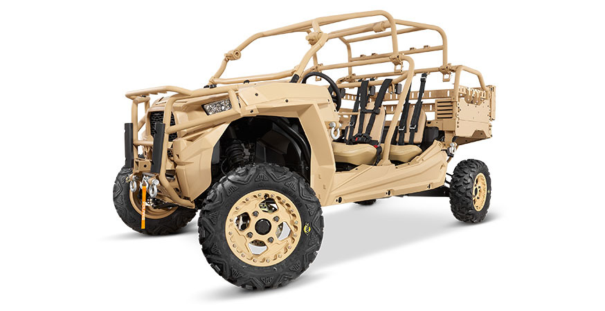 Polaris Military RZR MRZR-D4 Diesel