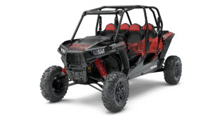 RZR XP 4 1000 EPS Black Pearl