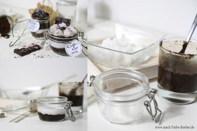 Zuckerpeeling/ Sugarscrub selber herstellen