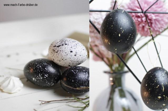Ostern 2020, Eier bemalen last Minute