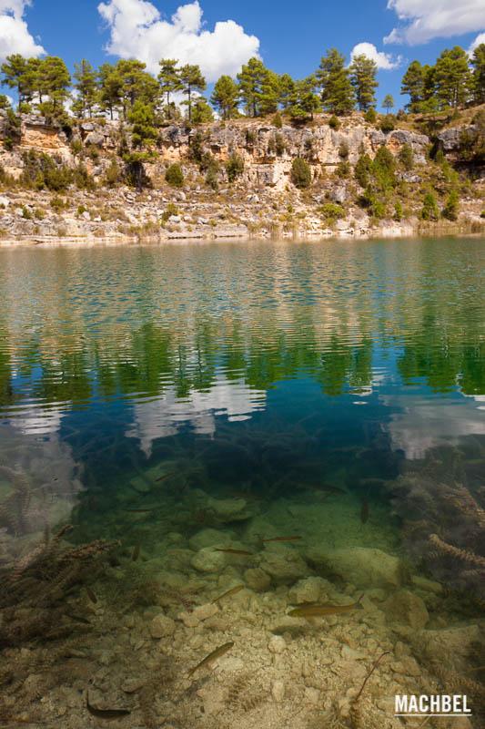 Laguna de la Gitana Torcas de los Palancares lugar natural cerca de Cuenca Castilla la Mancha 10 lugares naturales de España que todos deberíamos conocer