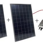 Alpha-solar citysun 500W