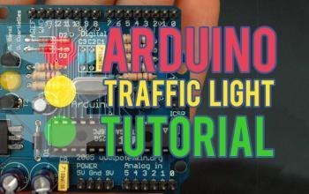 Arduino cơ bản 04: Sử dụng Arduino làm hệ thống đèn giao thông