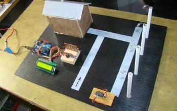 Đếm số người ra vào phòng và Bật Tắt thiết bị sử dụng Arduino – Phần 2