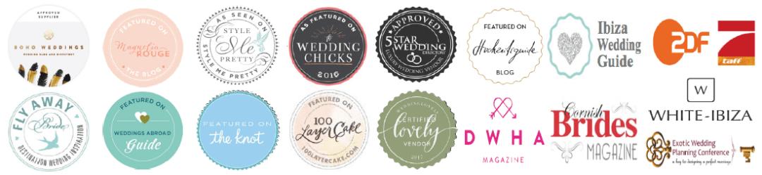 LATEST Ma Cherie Weddings Ibiza Feature