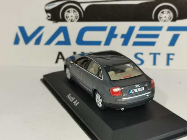 Audi A4 b6 grafit 2001 – 2
